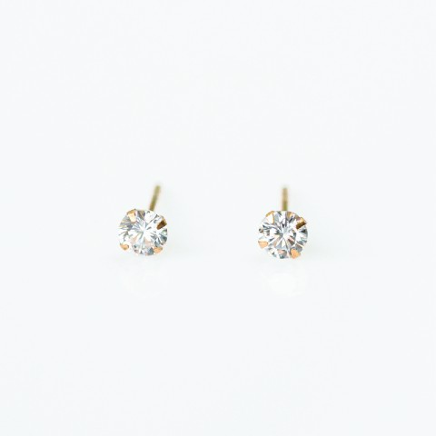 14K GOLD - DAPHNE EARRINGS